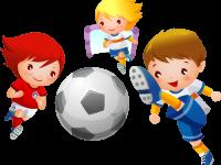 Спортивные соревнования  «Первые шаги в футболе»