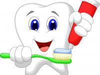 «Сказка о зубной щётке и зубной пасте!»