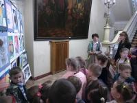«Экскурсия в художественный музей»