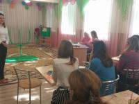 28 сентября в нашем детском саду проходило методическое объединение заседания Школы молодого специалиста педагогов-психологов ДОУ города Симферополя.