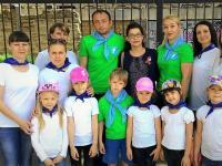 Спартакиада «Олимпийские огоньки»(05.05.2017)