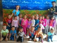 Театральное представление в детском саду